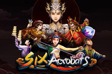 Six Acrobats logo