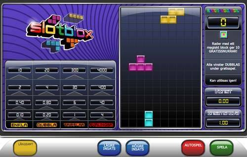 Slotblox slot free play demo