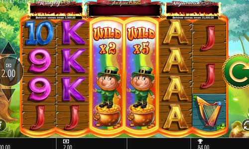 Slots O Gold Megaways Videoslot Screenshot