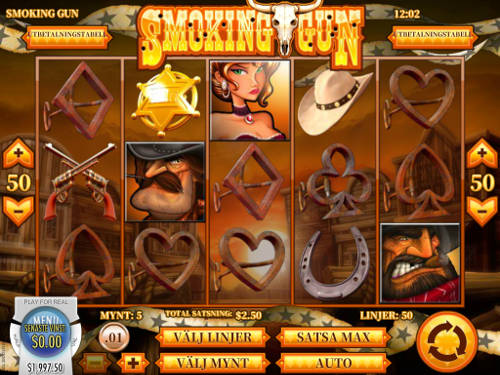 Smoking Gun slot