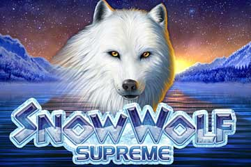 Snow Wolf Supreme slot free play demo