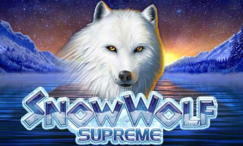 Snow Wolf Supreme Videoslot Screenshot