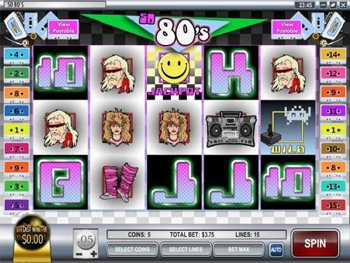 So 80s slot