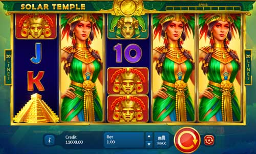 solar temple slot screen - Solar Temple Slot Game