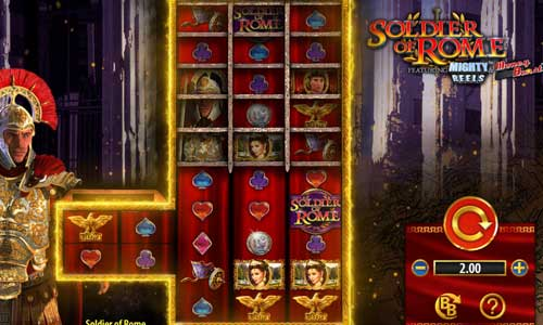 Soldier of Rome slot