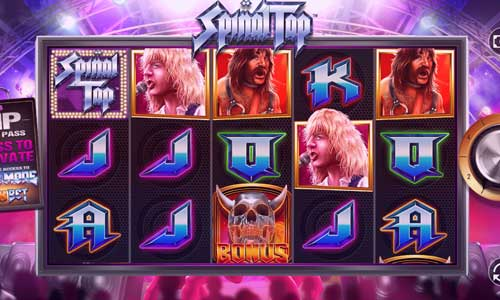 Spinal Tap slot