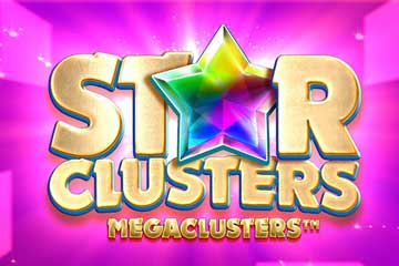 Star Clusters Megaclusters slot free play demo