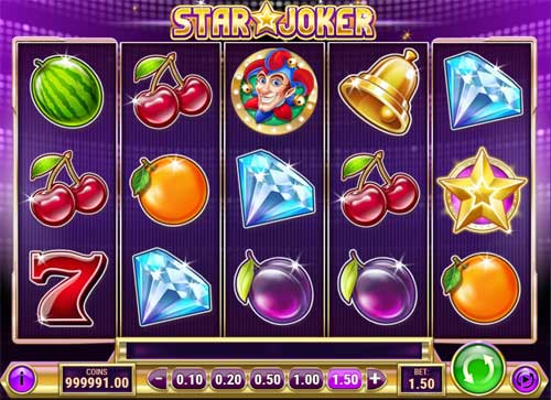 Star Joker slot