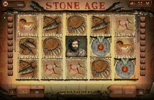 Stone Age slot