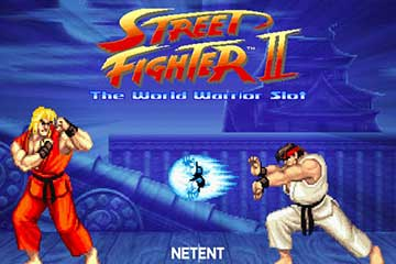 Street Fighter 2 The World Warrior slot free play demo