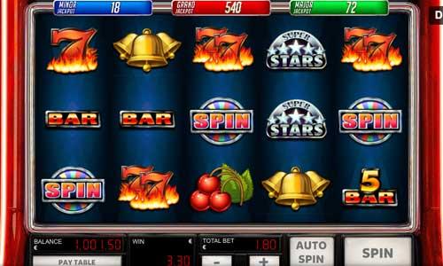 Super 12 Stars Videoslot Screenshot