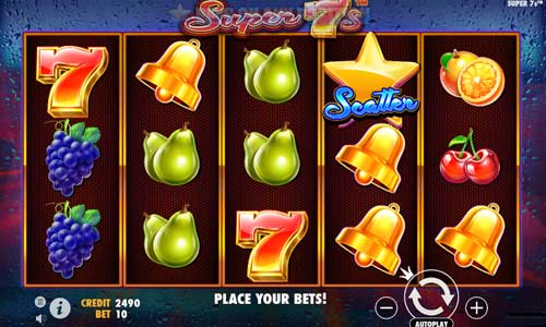 Super 7s slot