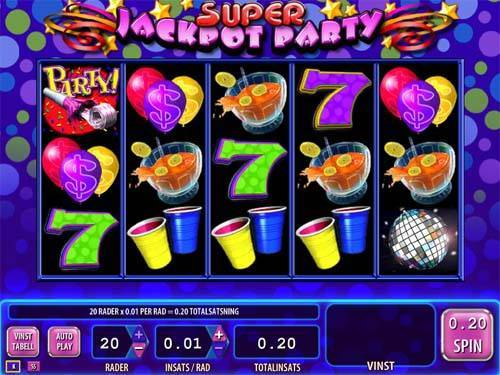 Best party casino slots technology used in gambling