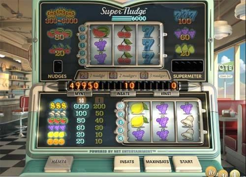 Super Nudge 6000 slot