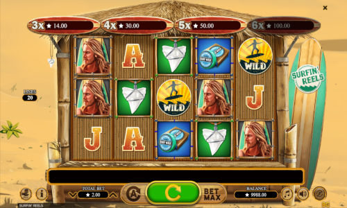 Surfin Reels slot