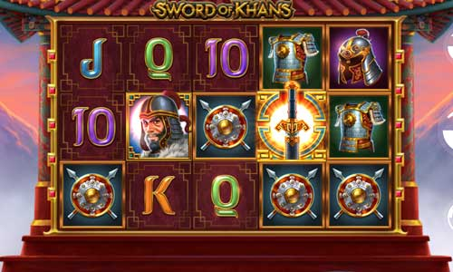 sword of khans slot review