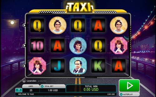 Taxi slot