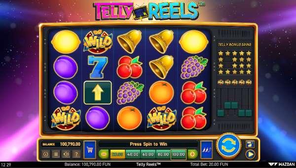 Telly Reels slot