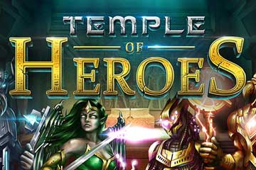 Temple of Heroes slot