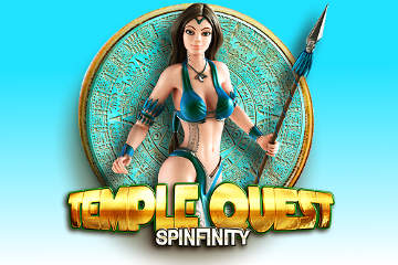 Temple Quest Spinfinity slot free play demo