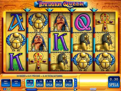 Temptation Queen slot