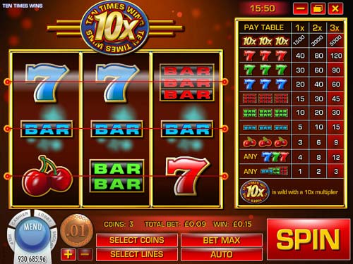 Free online slots 10x player notes poker