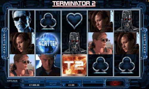 Terminator 2 slot