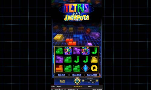 Tetris Super Jackpots Slots - Play Free Casino Slots Online