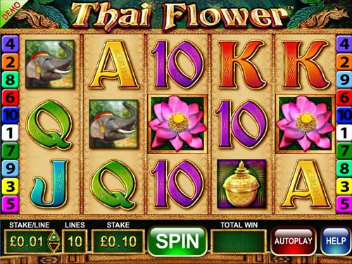 Thai Flower slot