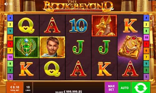 The Book Beyond Videoslot Screenshot