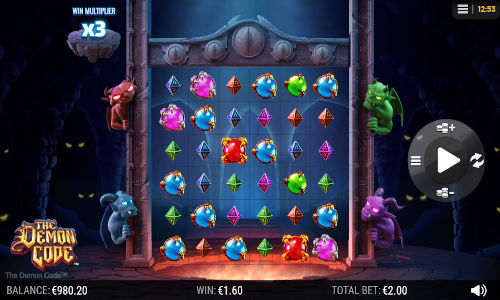 the demon code slot overview and summary