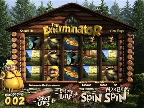 The Exterminator slot free play demo