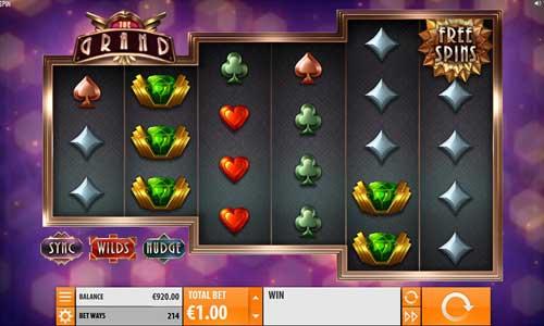 The Grand slot