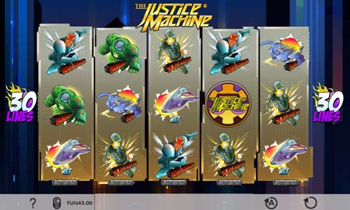 The Justice Machine slot