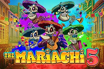 The Mariachi 5 slot free play demo