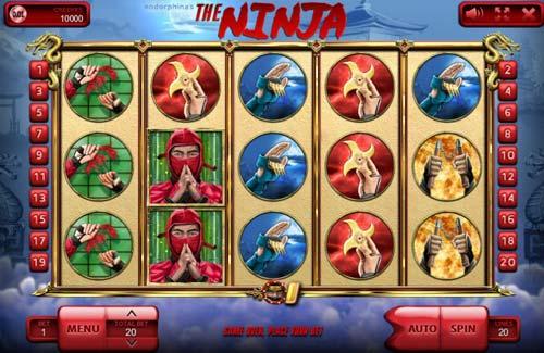 The Ninja slot