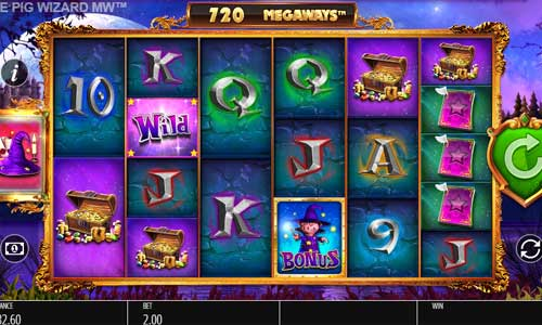 The Pig Wizard Megaways slot