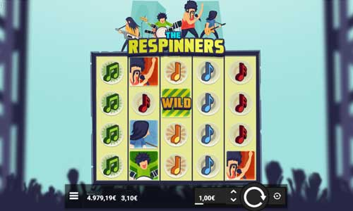 The Respinners slot