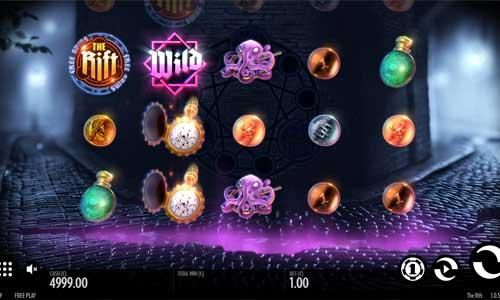 The Rift Thunderkick Slots for Real Money - Rizk Casino