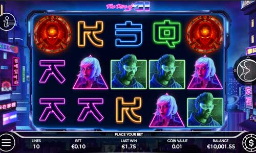The Rise of AI slot