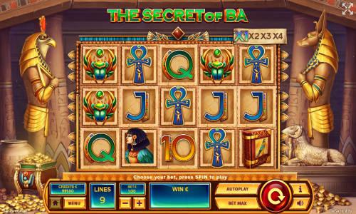 The Secret of Ba slot