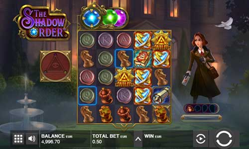 the shadow order best slots 2019