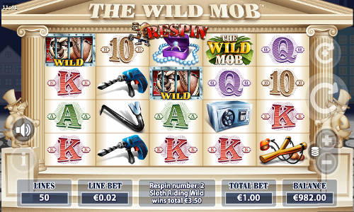The Wild Mob slot