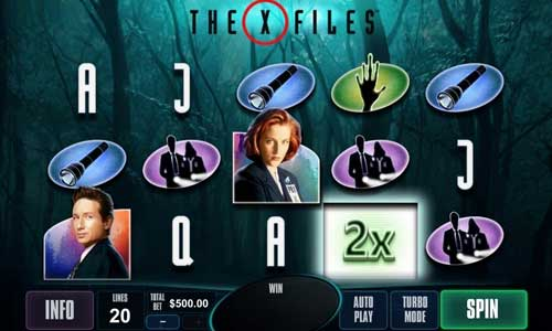 The X-Files slot