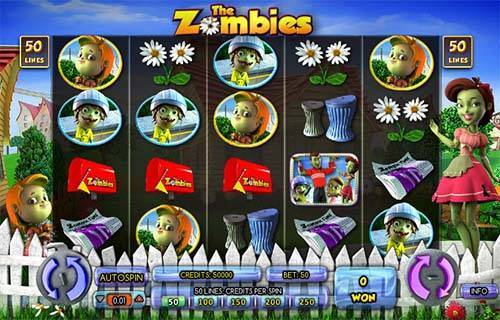 The Zombies slot free play demo