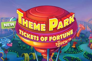Theme Park Tickets of Fortune slot free play demo