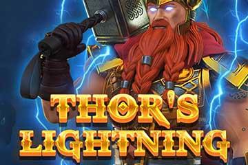 Thors Lightning slot free play demo