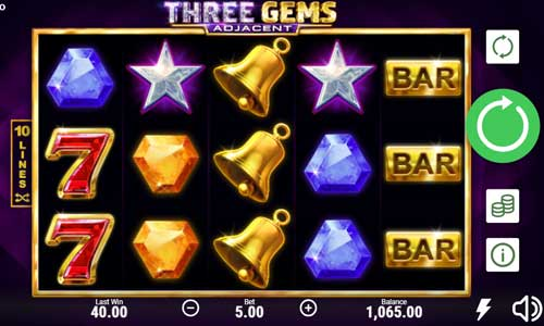 Three Gems slot