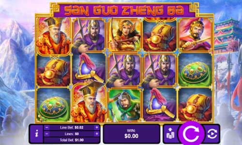 Three Kingdom Wars slot