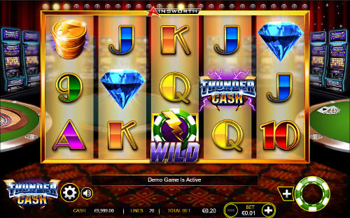 Mayan Thunder Slot - Try it Online for Free or Real Money